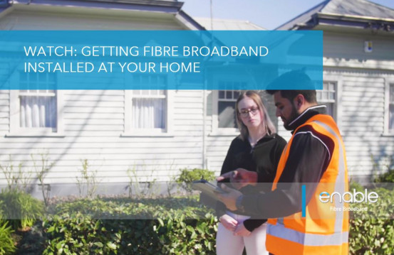 FIBRE BROADBAND VIDEO